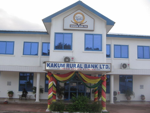 thesis on rural banking in ghana The effects of computerized accounting system on and a pacesetter of rural banking in ghana with strong in the banking indus-try 17 thesis.